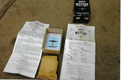 US Navy collectibles antiques WEFTUP Card Game