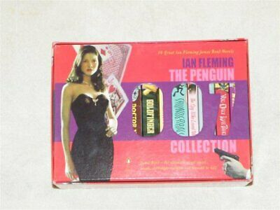 The Penguin Collection.Boxed Set of 14 007 Novels: From Russsi... by Ian Fleming