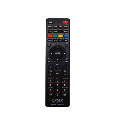 Huayu Universal Remote Control Rm-L1130+8 For All Brand Tv Smart F1W6
