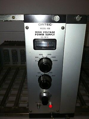 Ortec Model 456 High Voltage Power Supply