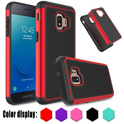 For Samsung Galaxy J2 Core /Dash /Pure Phone Case Shockproof Hybrid Armor Cover