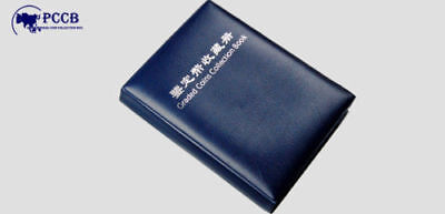 New Coin Slab Album Holders Graded Book Collection 16 Pockets High Quality