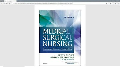*Ebook* Medical-Surgical Nursing Assessment and Management of Clinical Problems