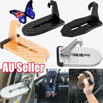 Doorstep Vehicle Access Roof Of Car Door Step Give You Latch Easily Rooftop Hot