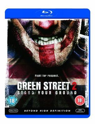 Green Street 2 [Blu-ray] -  CD Z0LN The Fast Free Shipping
