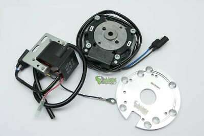 PVL complete analog System for Suzuki RM 400 (1978-1980) incl. Adapterplate