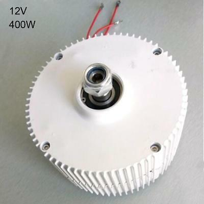 300|400|500W Permanent Magnet Generator Low-speed Wind Turbine Generator 12V 24V