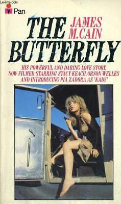 The Butterfly - James M.cain - 1981