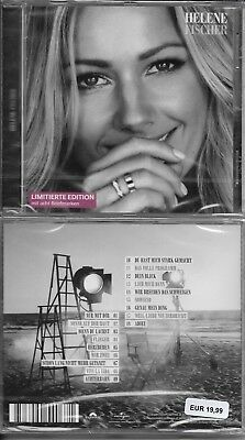 Helene Fischer LIMITED EDITION + 8 Briefmarken CD neu