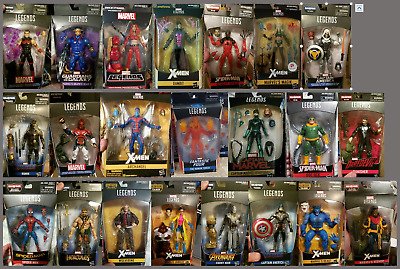 Brand New / Sealed - Assorted Marvel Legends Figures - FREE SHIPPING