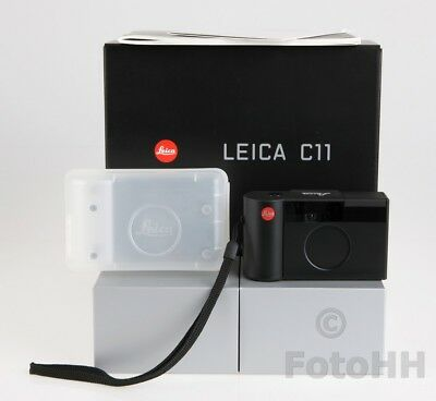Leica **c11 **  Black (Leica Number 18091) Brand New In Box !! Rare Collectable