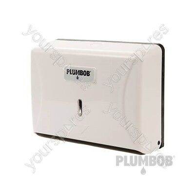 Plumbob Hand Towel Dispenser - 260 x 205 x 100mm