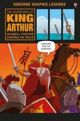 The Adventures of King Arthur by Russell Punter (Hardback, 2017)