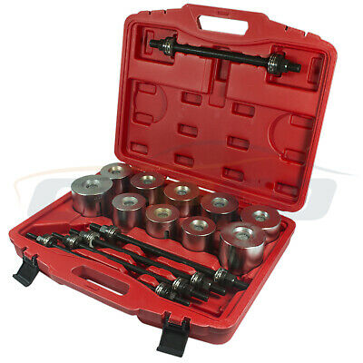 27pc Master Press And Pull Sleeve Kit Tool Removal Bearings Seals Shafts Bush