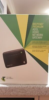 Telstra Gateway premium Modem technicolor tg587n network gateway