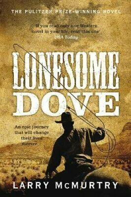 Lonesome Dove by Larry McMurtry 9781447203056 (Paperback, 2011)