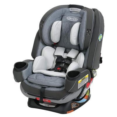 Graco 4Ever Car Seat Platinum 4-in-1 Extend2Fit, Hayden