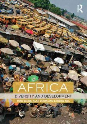 Africa Diversity and Development by Tony Binns 9780415413688 (Paperback, 2011)