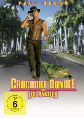 Crocodile Dundee Iii/dvd - (German Import) Dvd New