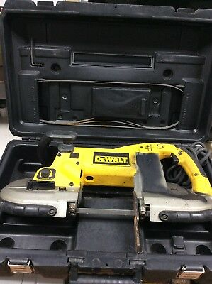 Dewalt D28770 Heavy Duty Deep Cut Variable Speed Band Saw
