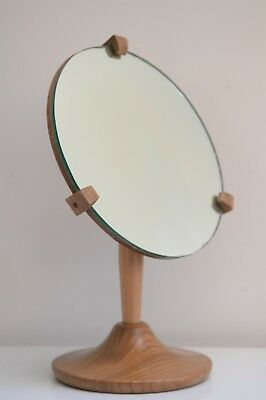 Vintage Vanity Mirror by Lucian Ercolani for Ercol, 1960s