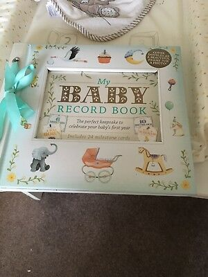 Beautiful Baby Record Book
