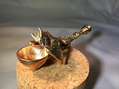 Copper and Brass, Dragon Tobacco Pipe from Seattle HEMPFEST®