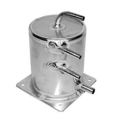 OBP Race / Rally / Motorsport Base Mounted Fuel Swirl Pot - 1 Litre Capacity