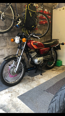 Yamaha  Rxs100 1988 Excellent Condition