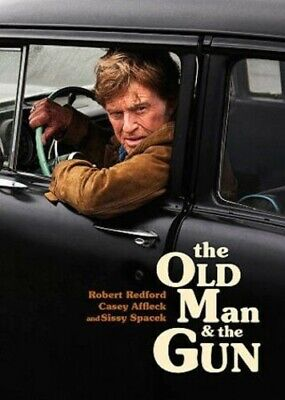The Old Man And The Gun [New DVD] Dolby, Subtitled, Widescreen