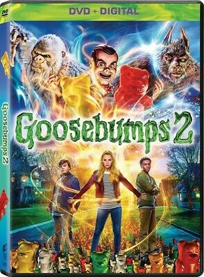 Goosebumps 2: Haunted Halloween [New DVD] Ac-3/Dolby Digital, Digital Copy, Du