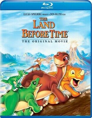 The Land Before Time [New Blu-ray]