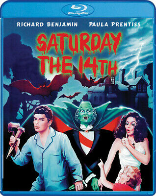 Saturday The 14th Blu-ray