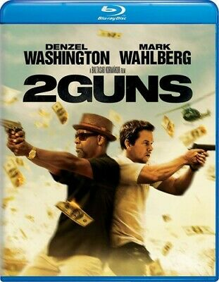 2 Guns [New Blu-ray]