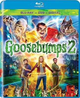 Goosebumps 2: Haunted Halloween [New Blu-ray] With DVD, Widescreen, 2 Pack, Ac