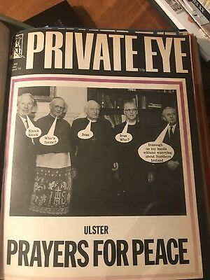 Private Eye Collection (immaculate)