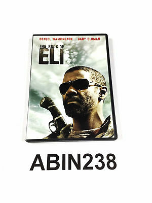 The Book Of Eli Religious DVD Movie By Danzel Washington And Gary Oldman
