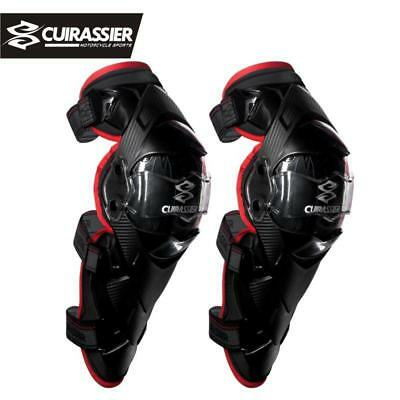 Protective Motorcycle knee pads Cuirassier Kneepad Protector Protection Off Road