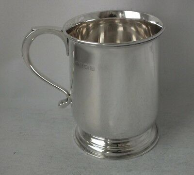 Solid Sterling Silver Cup/ Mug 1924/ H 8.2 cm/ 136 g