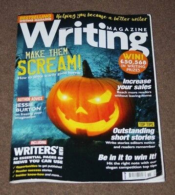Writing Magazine November 2018 (combined p+p available on request)
