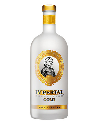 Imperial Collection Gold Vodka 700mL Spirits bottle
