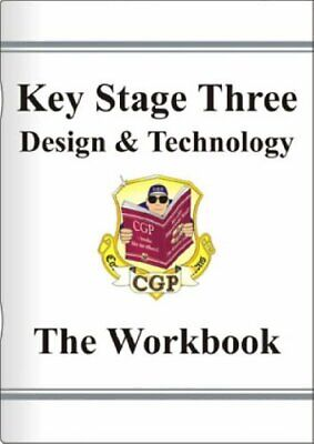 KS3 Design & Technology Workbook: Workbook (Without An... by CGP Books Paperback