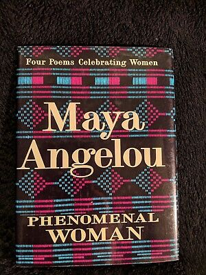 Maya Angelou The Poetry Of Living By Margaret Courtney Clarke 1999