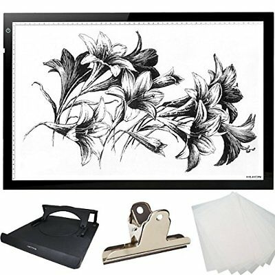 "Huion 26.8 "" Super Sottile Tavoletta Luminosa LED Tavolette Disegno Light (EVE)"