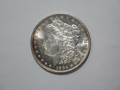 Morgan Dollar 1904 O $1 90% Silver Unc Type U.s. Mint Coin Collection Lot