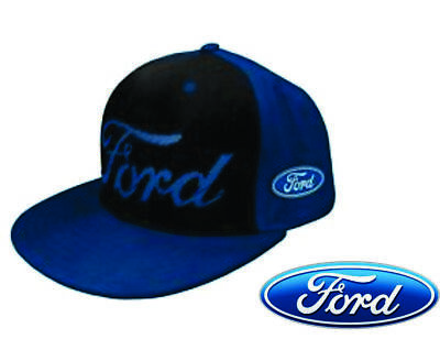 FORD BLUE EMBROIDERED LOGO CAP NEW 2019 for FORD LOVERS