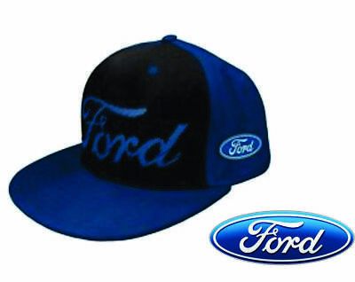 FORD Blue EMBROIDERED Logo Cap NEW 2019 for FORD Lovers man Cave Bar Gift
