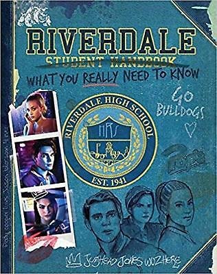 Riverdale High Student Handbook by Jenne Simon Paperback Book Brand New