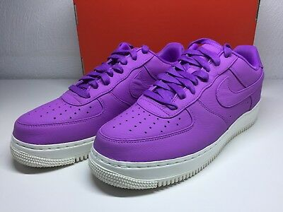 ea21fec694d NIKE AIR FORCE 1 NikeLAB LOW 905618-500 Purple Stardust US 11 EU 45 ...