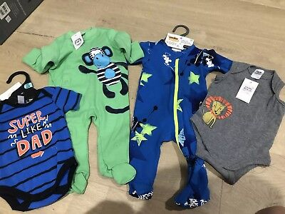 Bulk Baby Boy Clothes Brand New